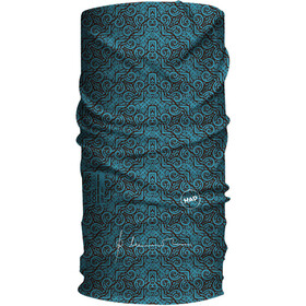 HAD Coolmax Sun Protection Tube Scarf tibet blue by reinhold messner